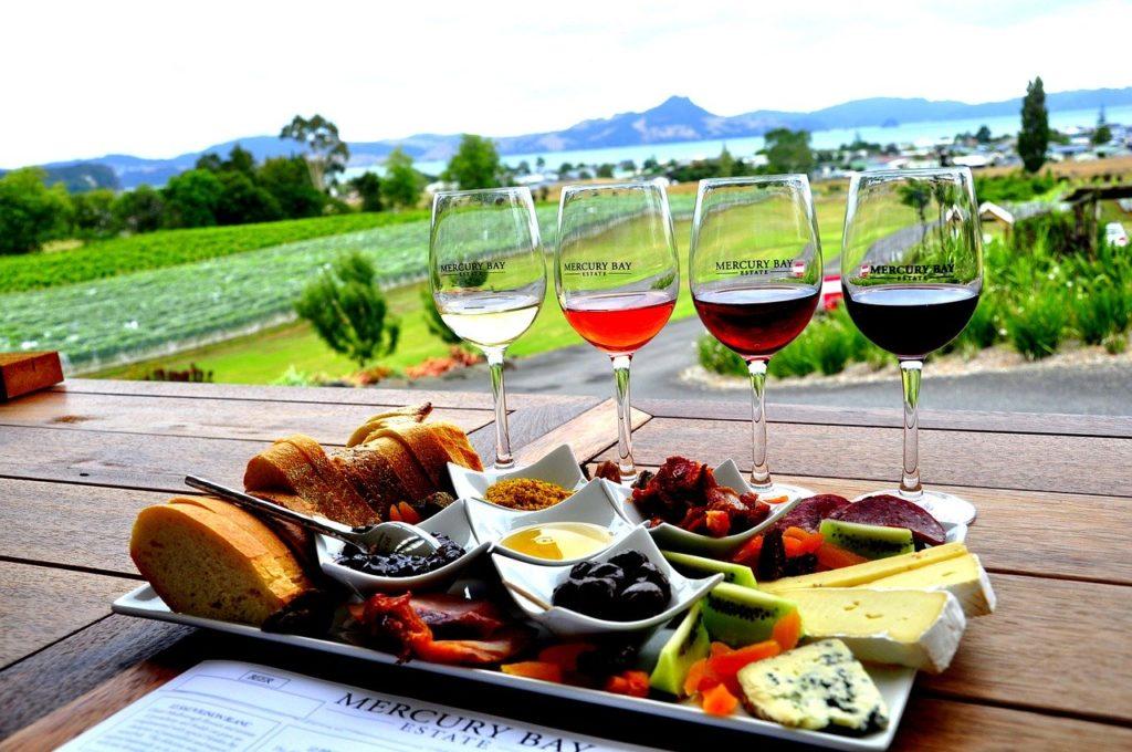 世界的に注目されているニュージーランドのワインといえば!?