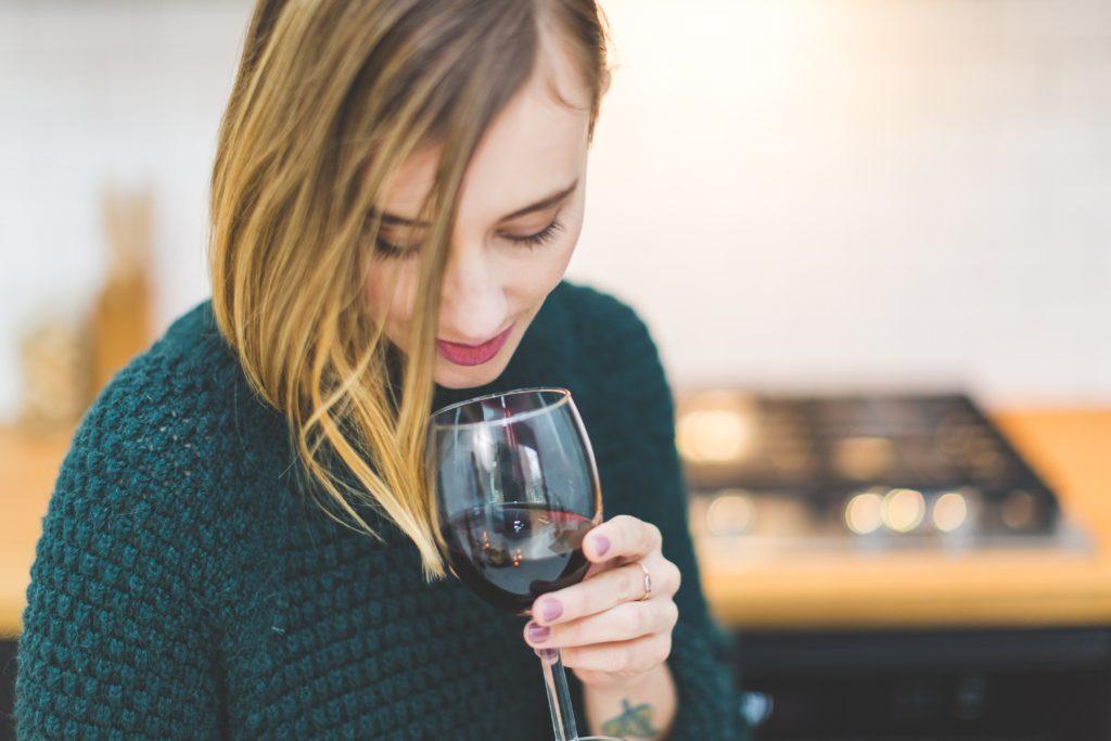 ワインの適切な飲み頃の温度