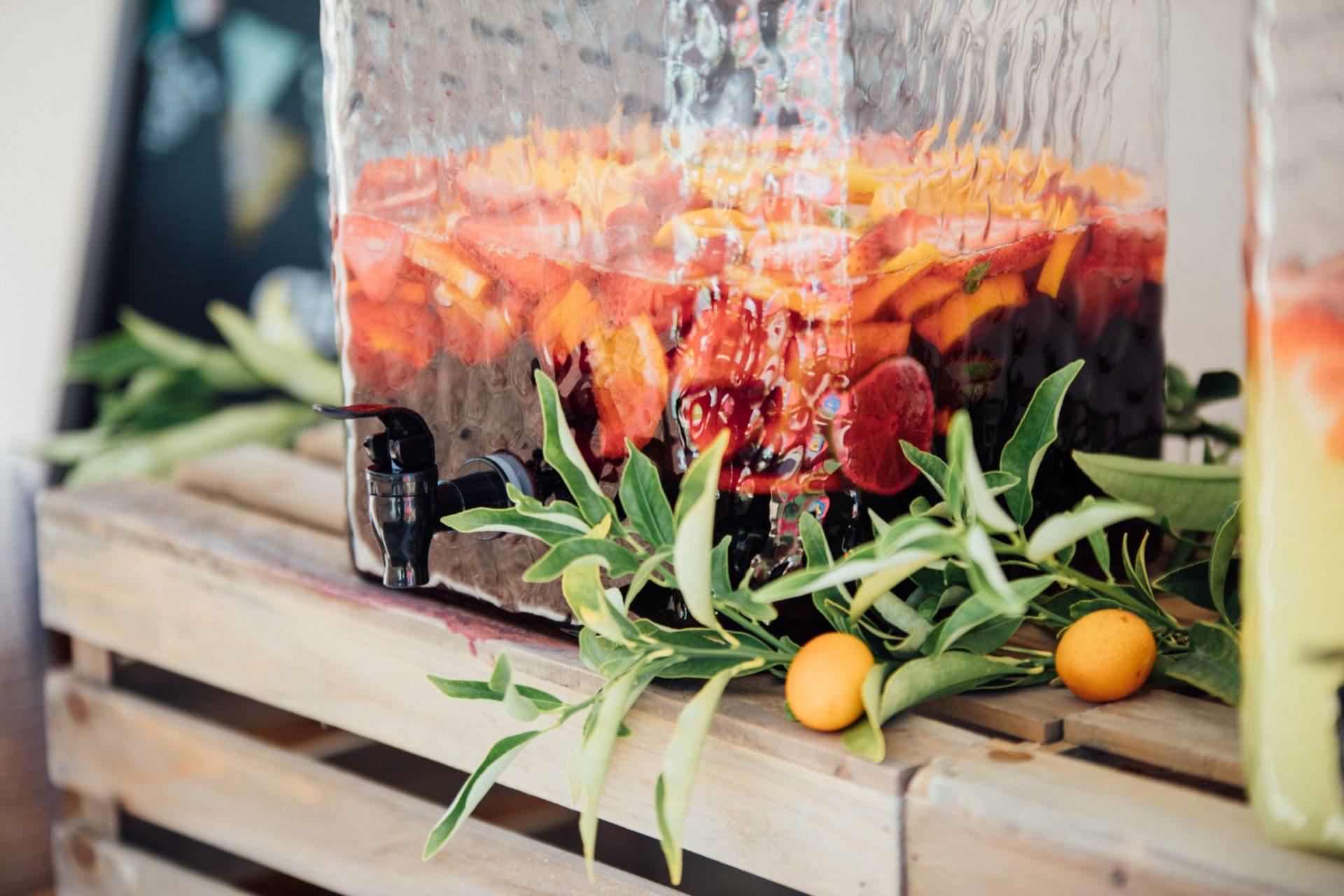 誰でも作れる簡単サングリアを作ってみよう!