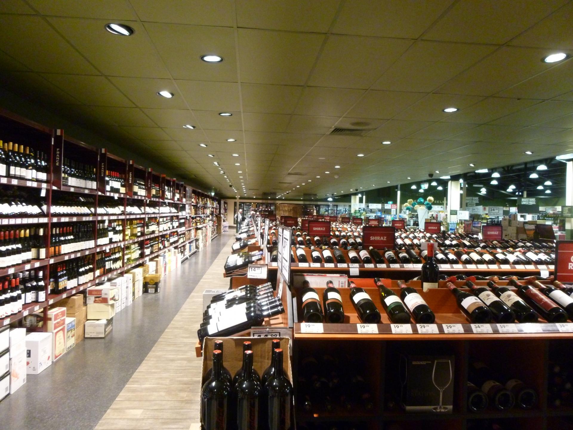 ワイン専門店でワインを買おう!