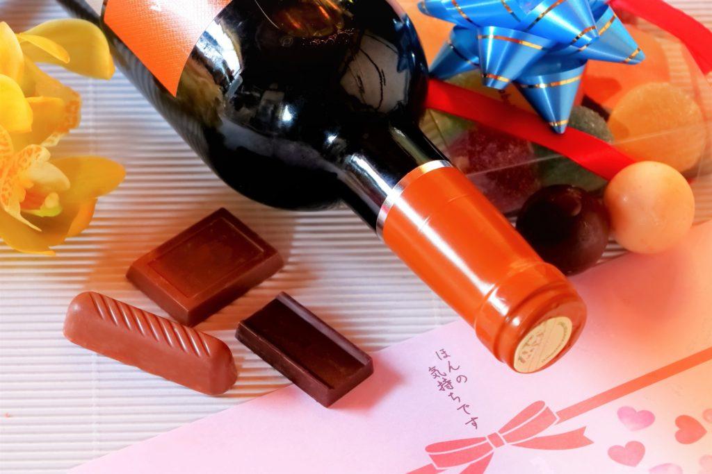 ワインに合うお菓子:②チョコレート系