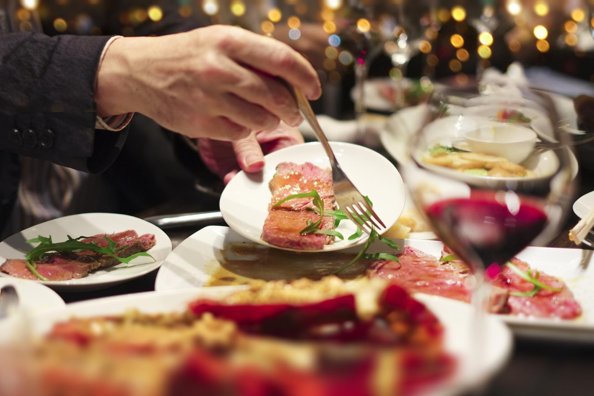 マリアージュの法則①ワインと料理の色を合わせる