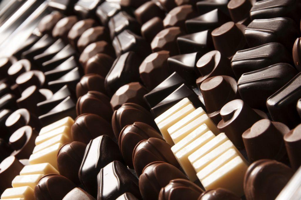 ロゼワインと相性のいいチョコレート