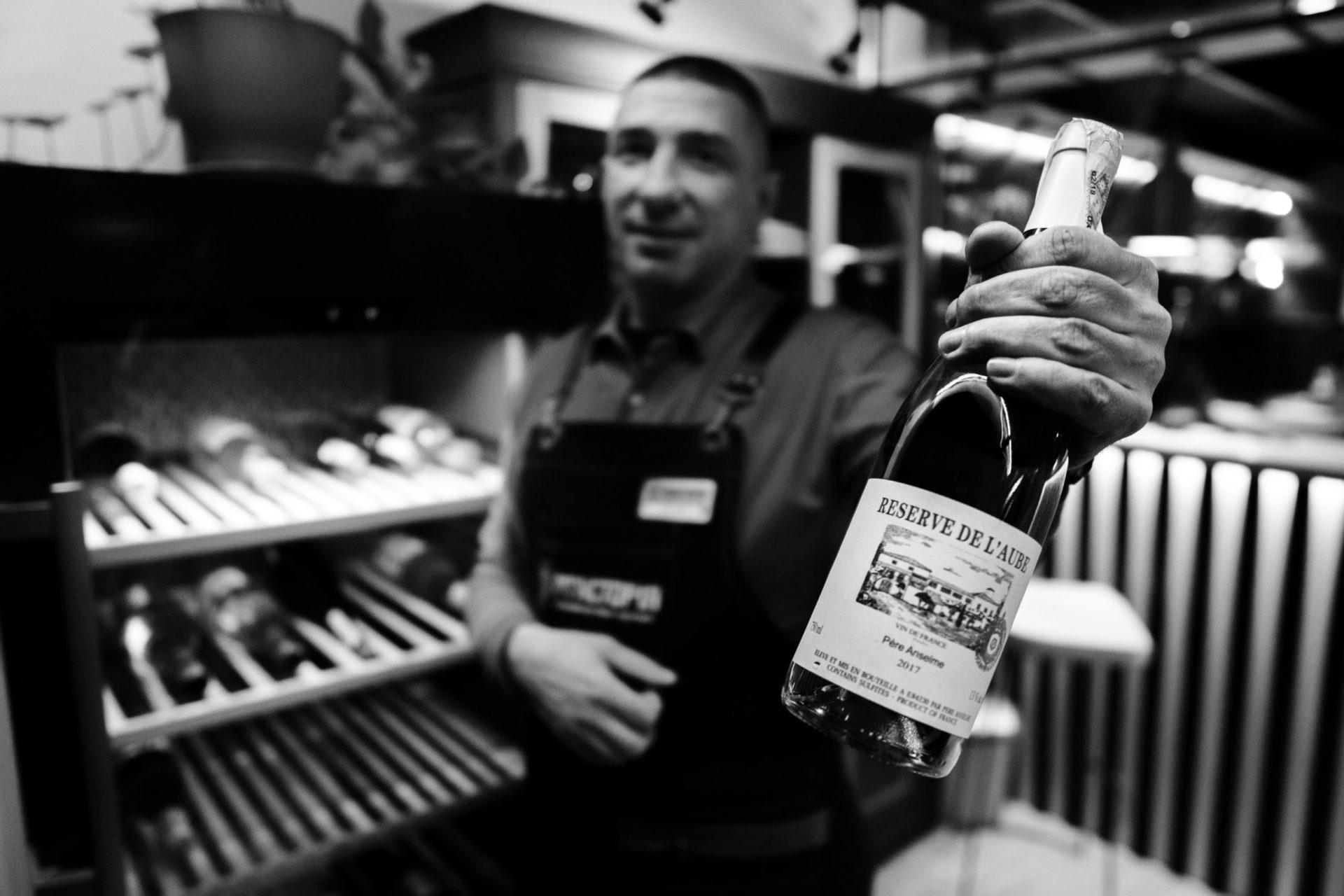 未開栓のワインを自宅で保存する方法