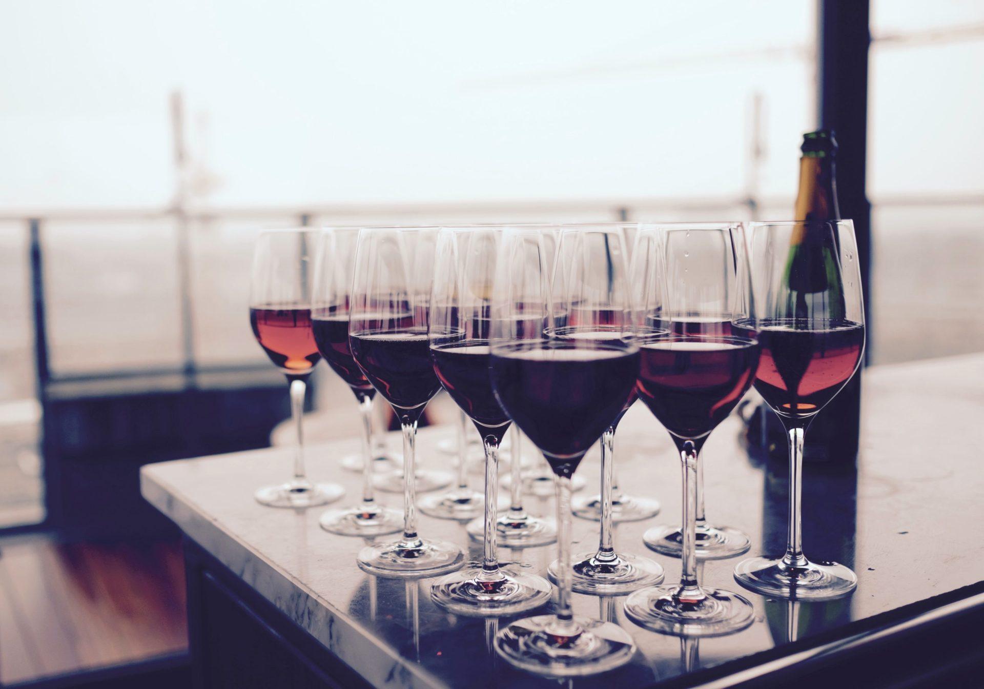 ワインの種類:その①スティルワイン