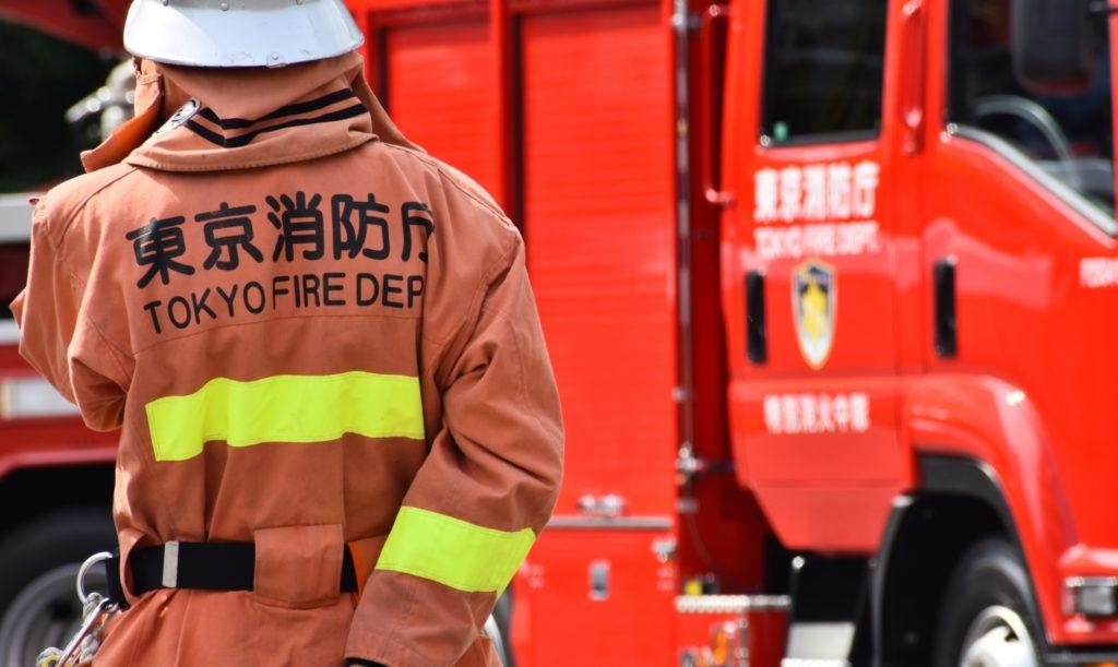 台風による停電が原因で起こる「通電火災」