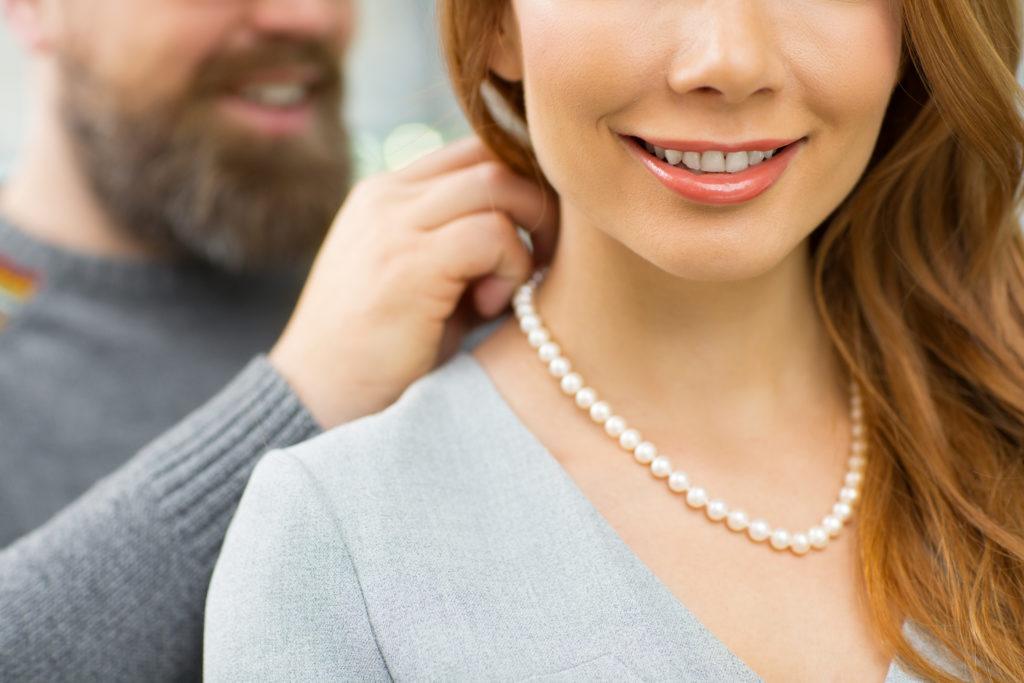 真珠のネックレスを選ぶ時の重要なポイント