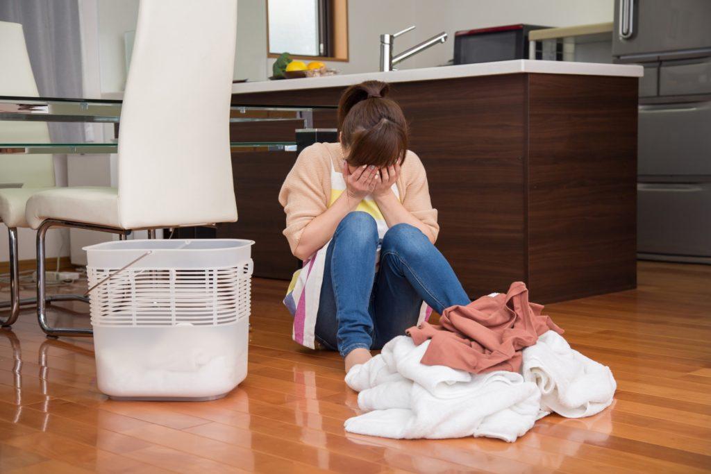 共働きなのにあなたは家事を奥さん一人に押し付けていませんか?