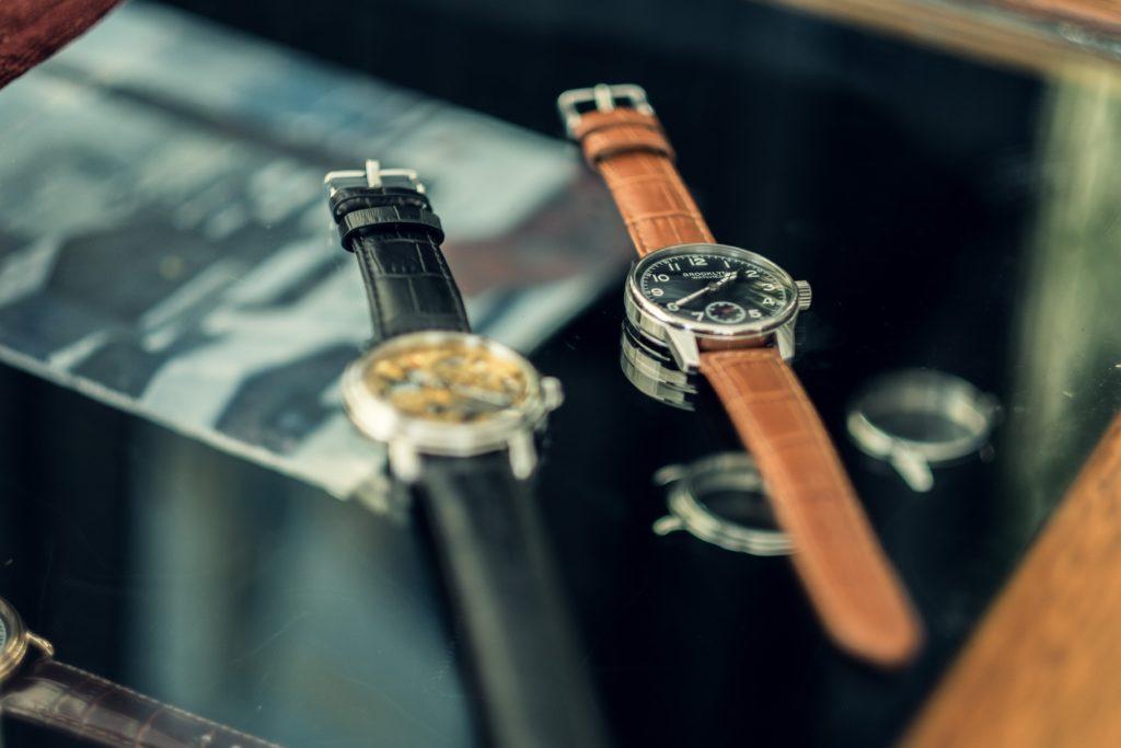 腕時計の最適な保管方法とは