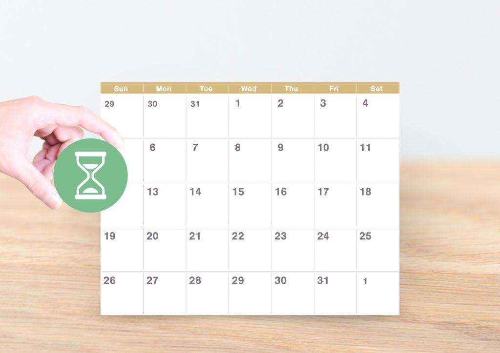 KARITOKE vs 毎月時計:⑤レンタル期間で比較してみた