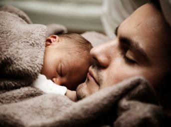 1秒で夫にはなれるけど、パパになるにはママより時間がかかる説